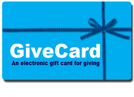 GiveCards - An electronic gift card for giving